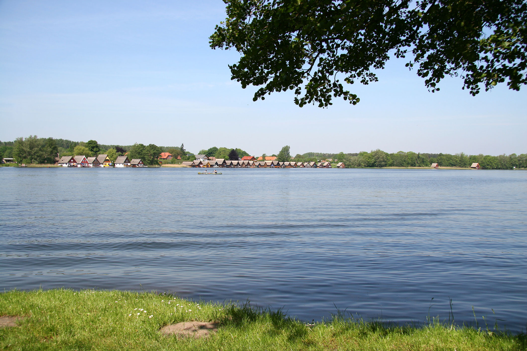 4 Seen- und Kanalfahrt