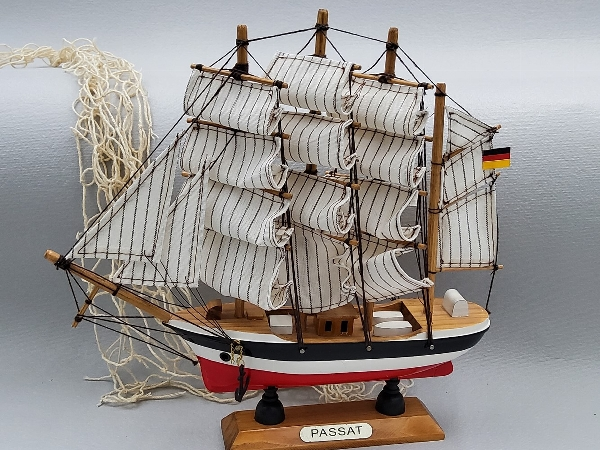 Schiffsmodell-Passat