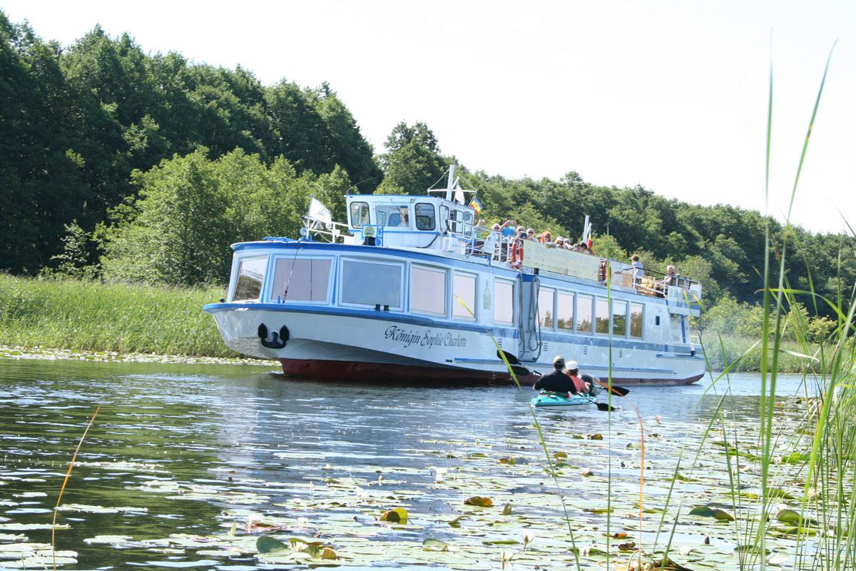 5-Seenfahrt - Leppinsee