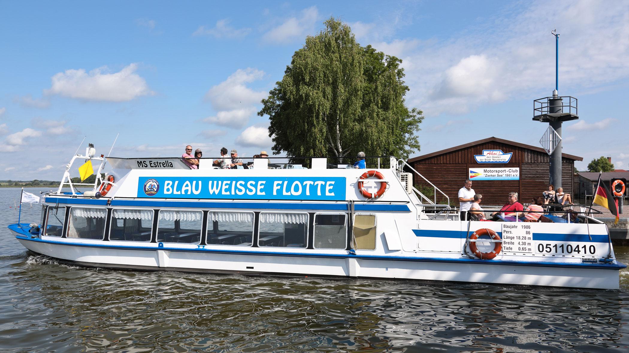 5-Seen- und Kanalfahrt