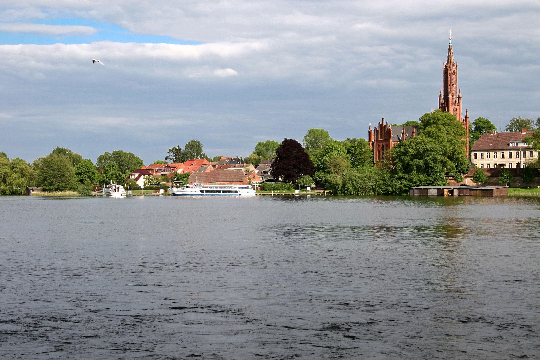 5 Seenfahrt nach Malchow