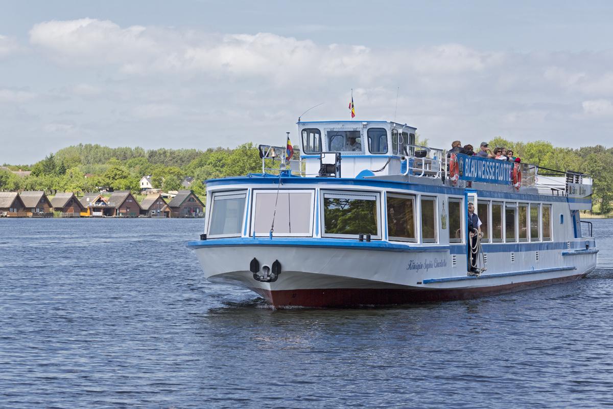6 Seen- und Kanalfahrt