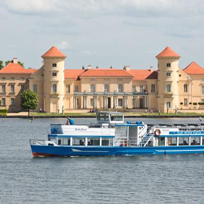 16 Seenfahrt nach Rheinsberg