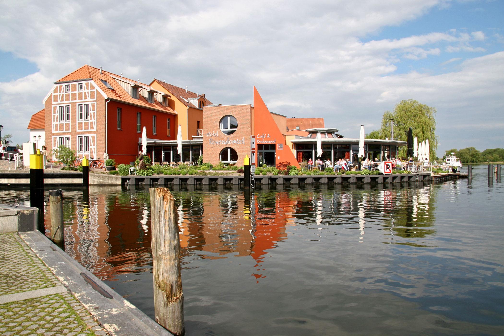 5-Seenfahrt zur Stadt Malchow