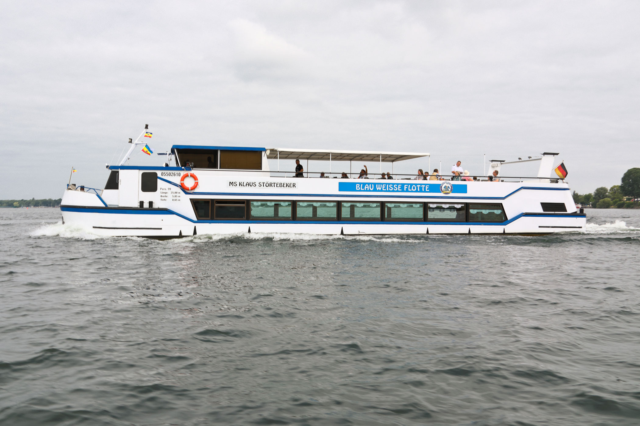 7 Seenfahrt nach Plau am See