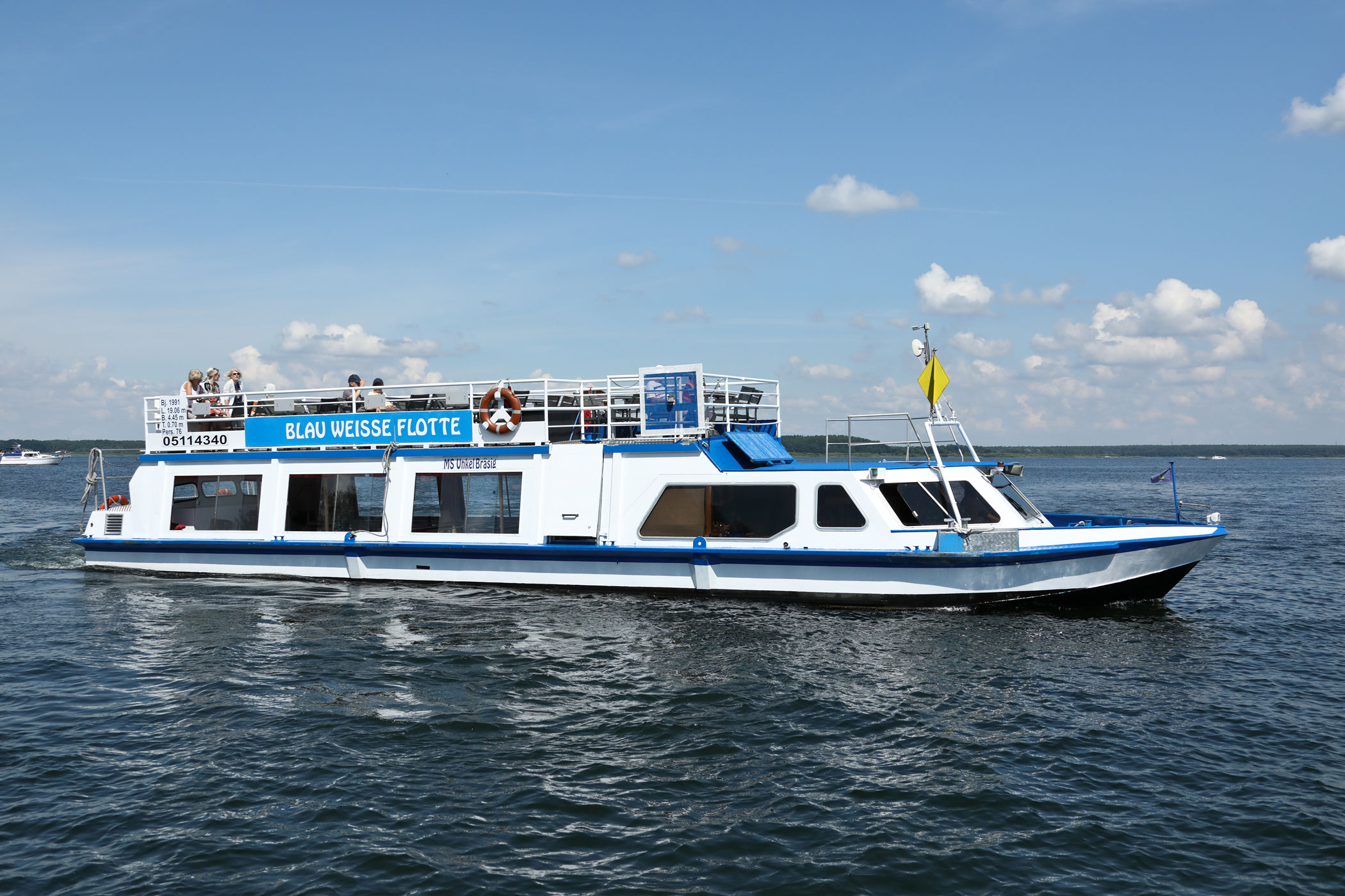 6 Seenfahrt & Kanal