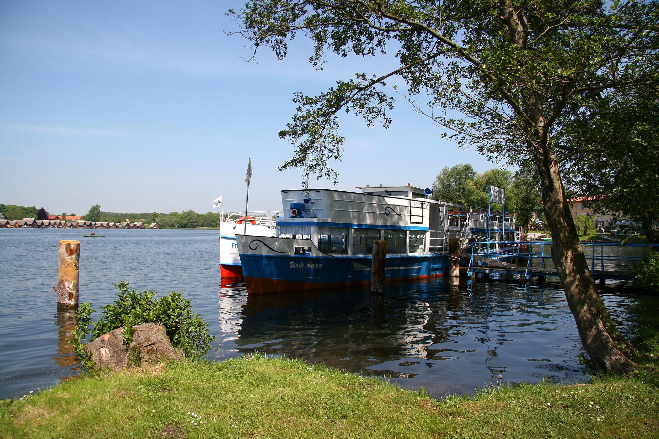 4-Seenfahrt - Leppinsee