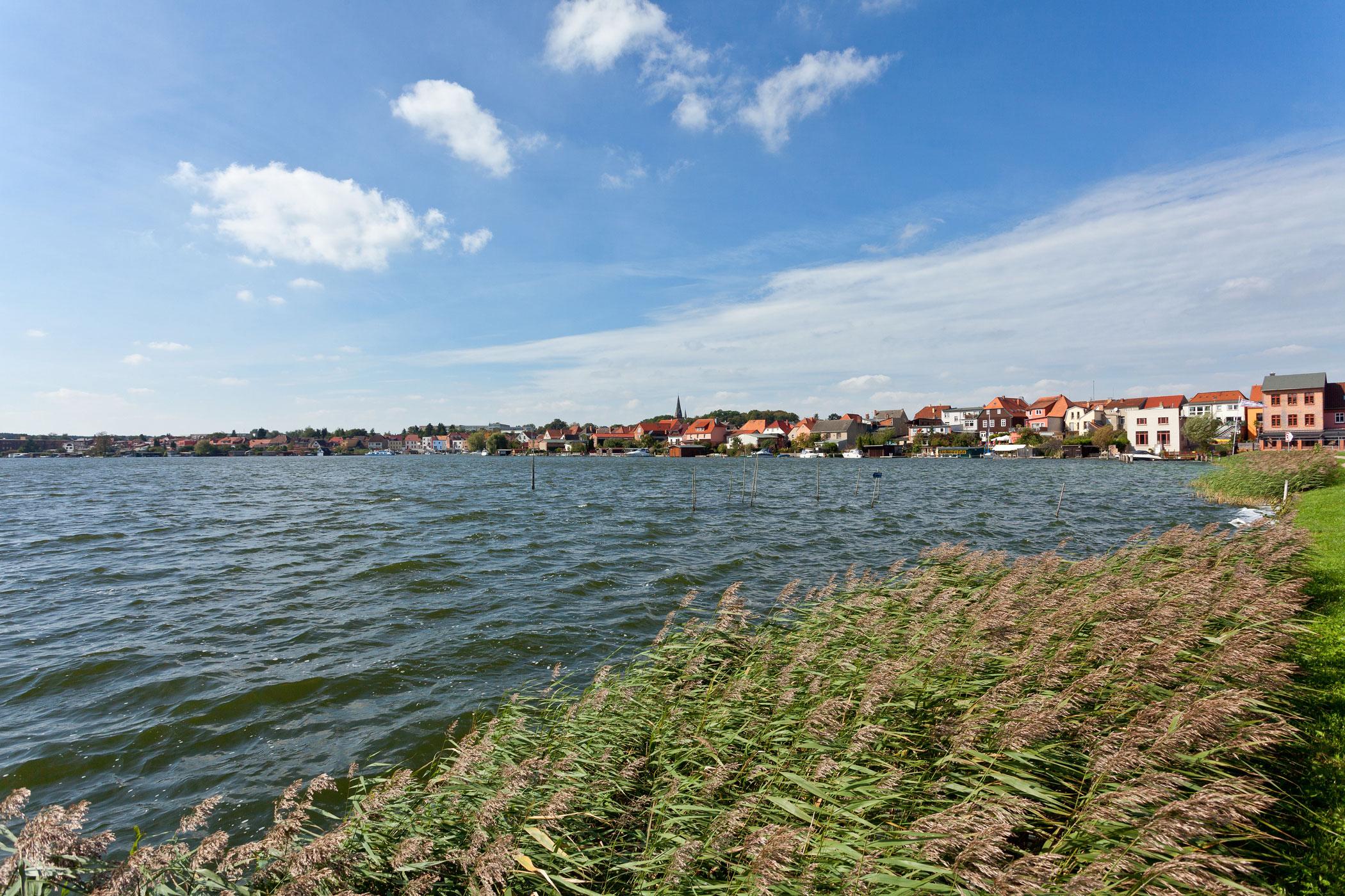 2-Seenfahrt zur Inselstadt Malchow