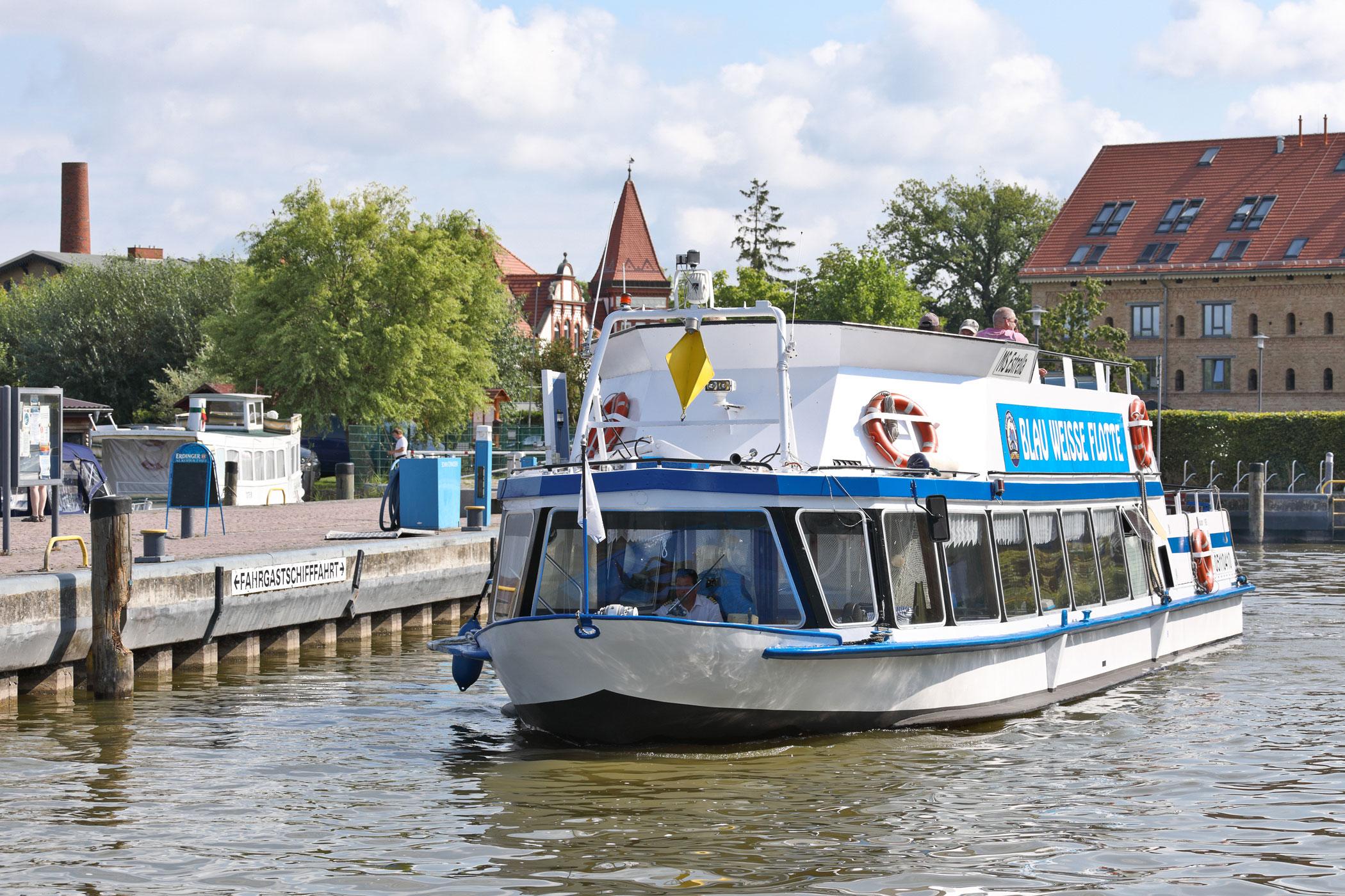 2 Seen- und Kanalfahrt